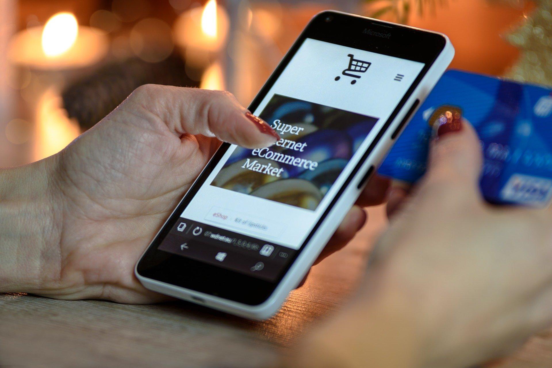 online shopping am handy