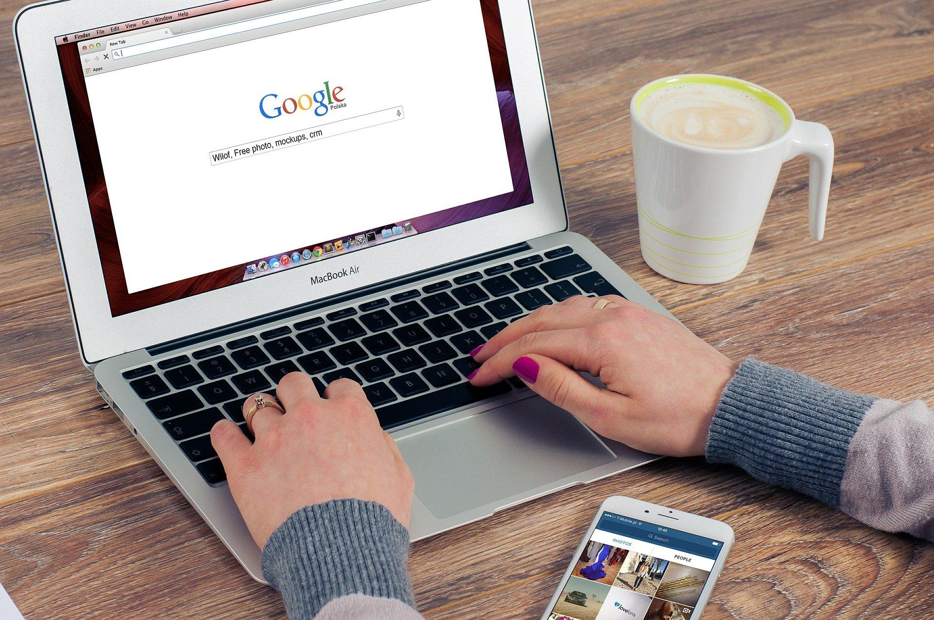 seo Google Suche